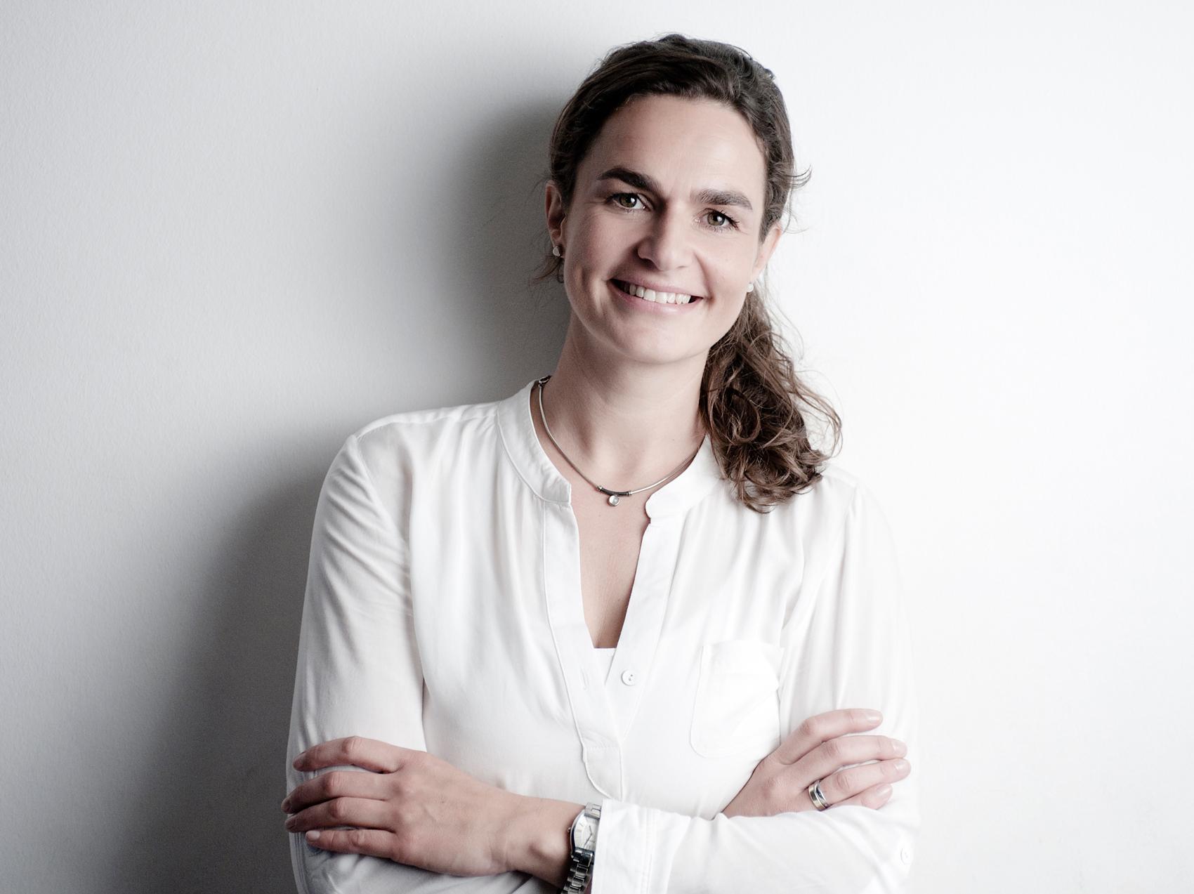 Portrait Dr Katharina Hoß
